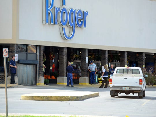 File photo of Kroger in Waynesboro.