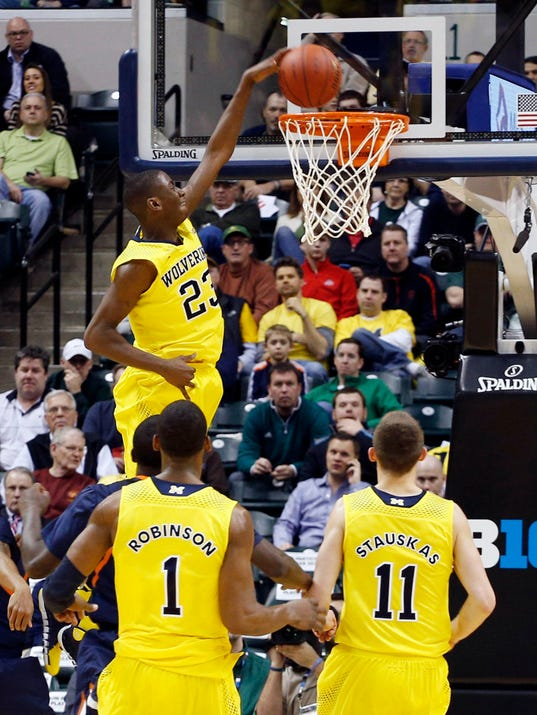 2014-3-14 michigan caris levert
