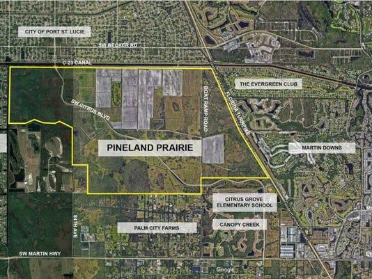 Pineland Prairie