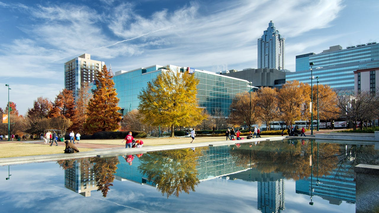 Southern hospitality reigns supreme in Atlanta, so bring a smile and explore.