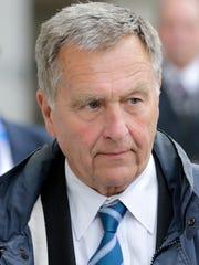 David Samson, former chairman of the Port Authority