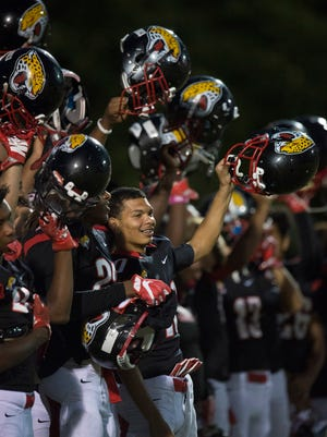 Port St. Lucie's football team is looking for its first playoff berth since 1990.