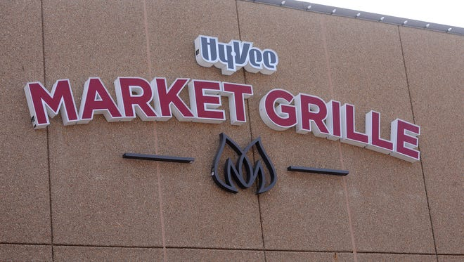 Hy-Vee opened Market Grille full-service restaurants within its Sioux Falls stores starting in 2015.