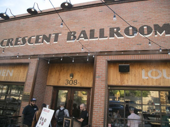 Dance and listen to chart-topping hits from Beyoncé and Rihanna at the Crescent Ballroom.