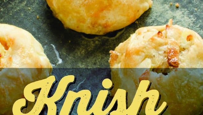 Laura Silver wrote a book about knishes.