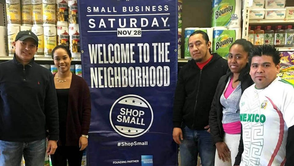 Recognized as one of the best Small Business Saturdays