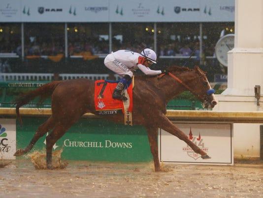 USP HORSE RACING: 144TH KENTUCKY DERBY S RAC USA KY