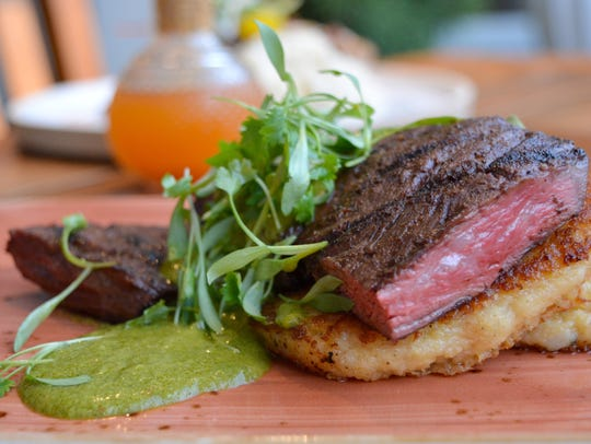 Gaucho Steak at The Canal Club at The Scottsdale Resort.