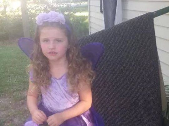 Phoebe Jonchuck, 5, died Jan. 8, 2015, when her father drove to bridge in St. Petersburg, Fla., and threw her into the water.