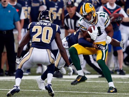 Packers Rams Football