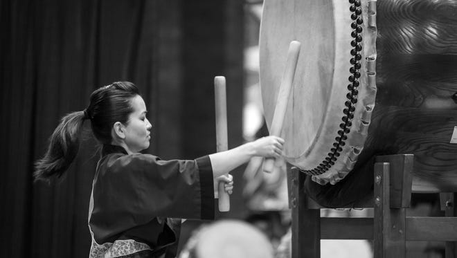 Portland Taiko will perform a free concert 7 p.m. Friday, March 24, in Loucks Auditorium at Salem Public Library.