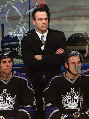 John Torchetti has twice served as an interim coach, first with the Florida Panthers and then with the Los Angeles Kings.