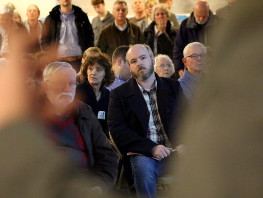 High turnout for County Grounds public meeting