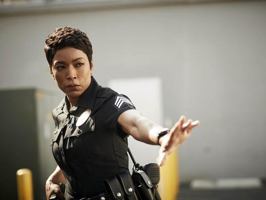 Angela Bassett's new action role