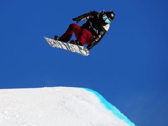 Winter Games NZ - FIS Snowboard World Cup Halfpipe - Finals