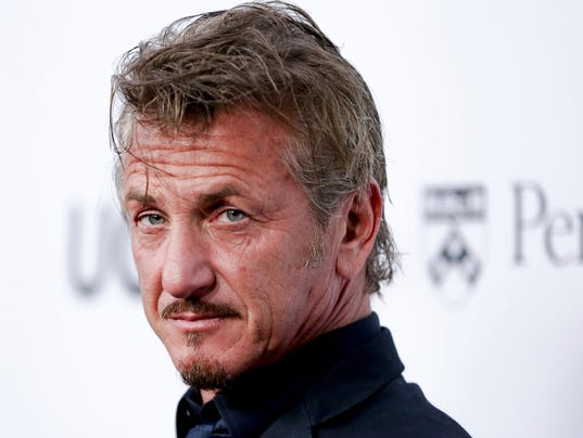AP BOOKS SEAN PENN A FILE ENT USA CA