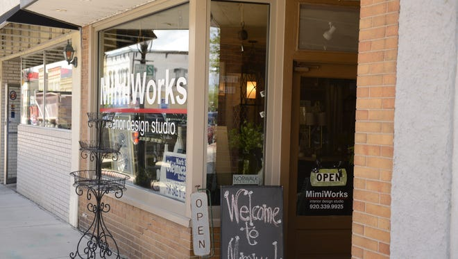 MimiWorks design studio will move from downtown De Pere to South Oneida Street in Ashwaubenon later this summer.