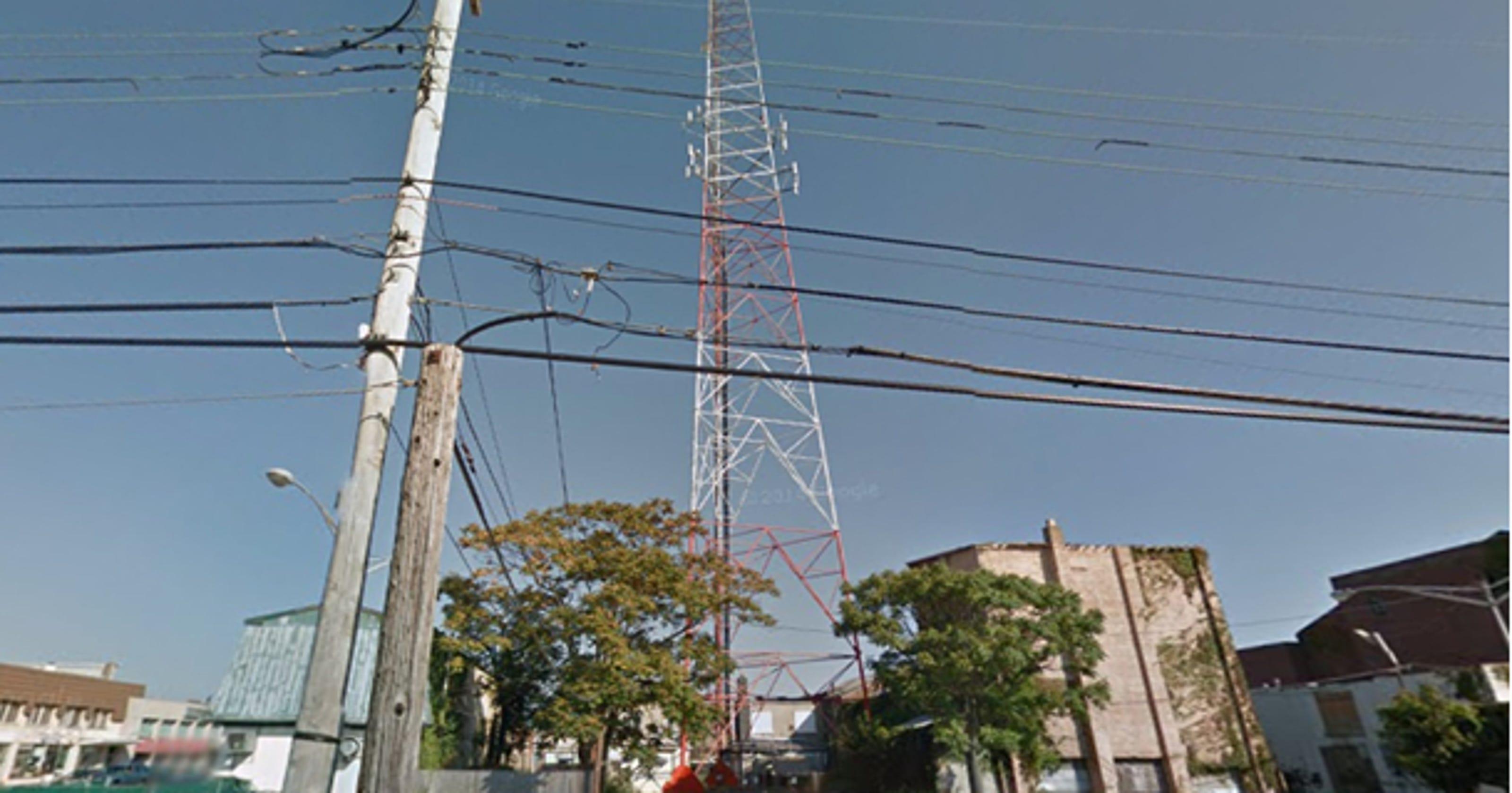 Long Branch radio tower jumper identified