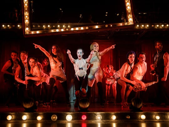 "The Broadway musical ""Cabaret"" brings the bawdy spirit of 1931 Berlin to the Tennessee Theatre."