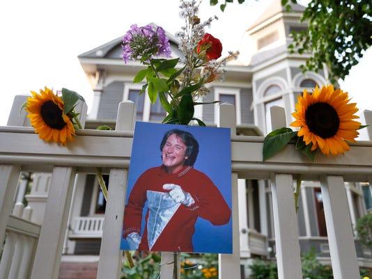 Boulder Robin Williams Reax