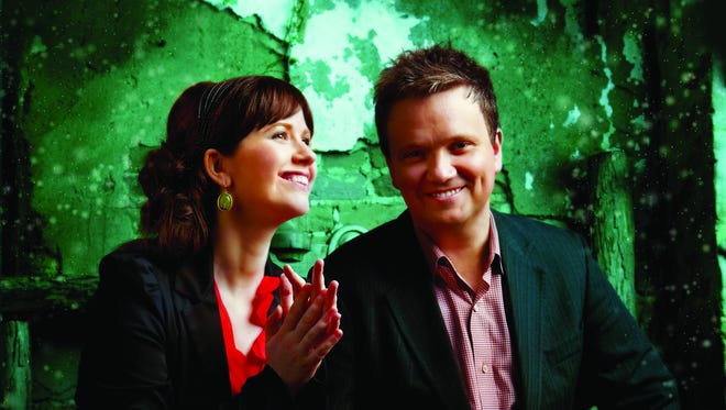 Kristyn and Keith Getty