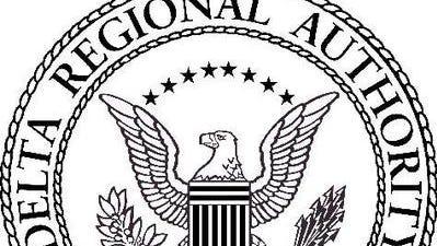 The logo of the Delta Regional Authority