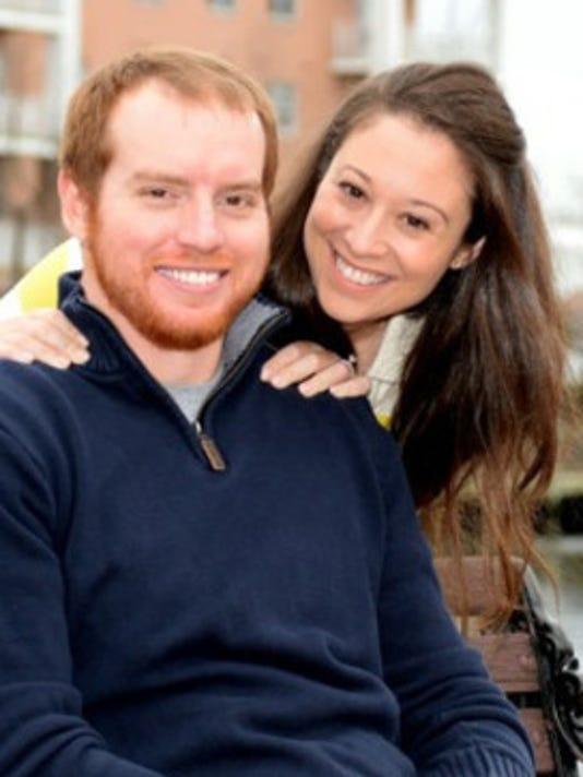 Engagements: Rebecca Alexis Feld & Cory Ruck