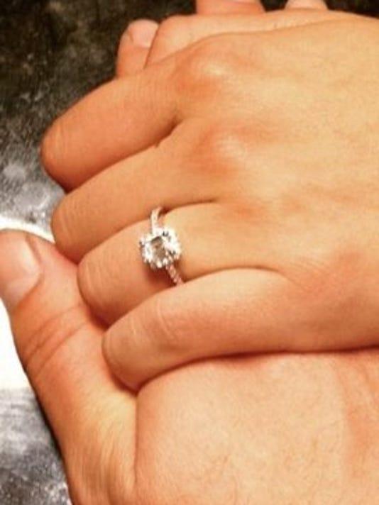Engagements: Rina Vedia & Bryan Bostick