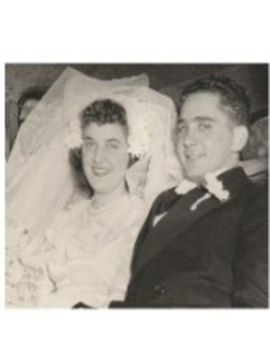 Anniversaries: Helen (Moritz) Durant & Joseph Durant