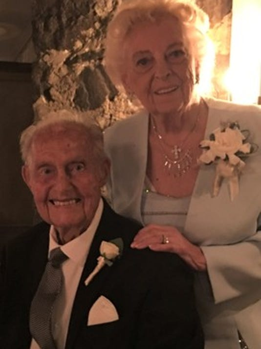Anniversaries: Albert Petro & Vivian Petro