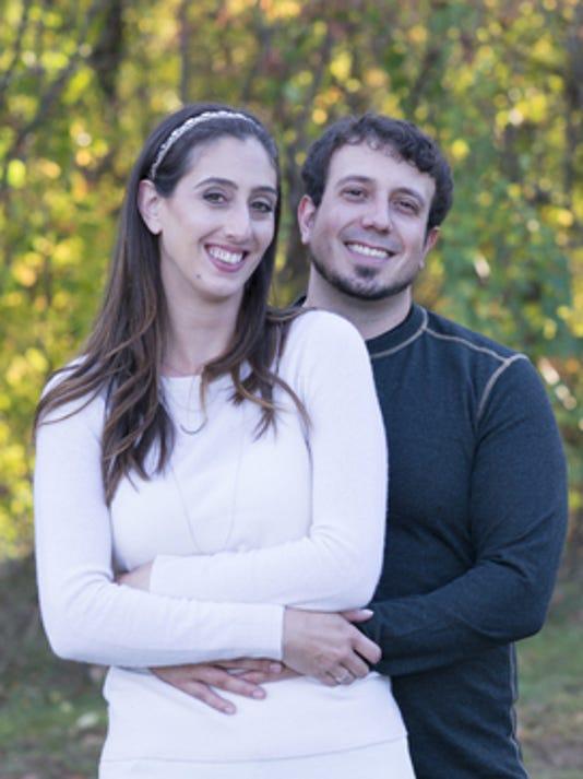 Engagements: Samantha Garfield & Patrick Brennan