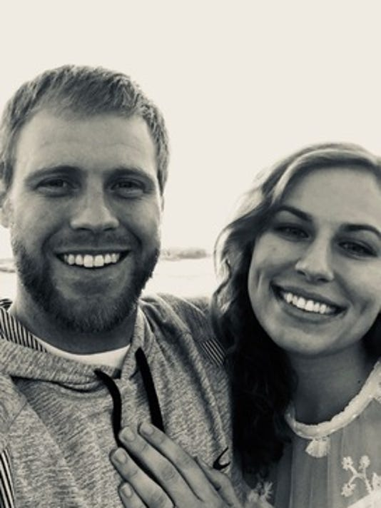 Engagements: Justin O'Connor & Rachel Ryan