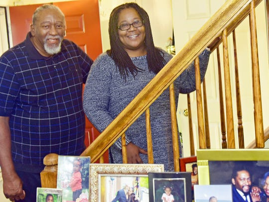 James and Lydia Dupree welcome foster kids to their Greencastle home.  The couple raised their own kids, but have been foster parents for about four years.