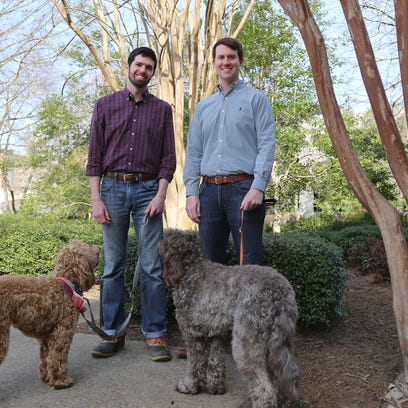 Entrepreneurs capitalizing on Greenville's canine-friendly attitude