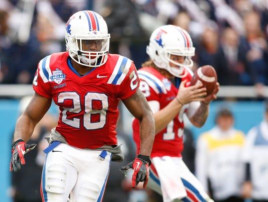 NCAA Football: Heart of Dallas Bowl-Illinois vs Louisiana Tech