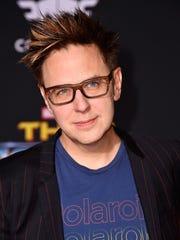 'Guardians of the Galaxy' director James Gunn came