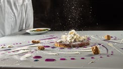 Chicago's Alinea, known for artistic gastronomy, is