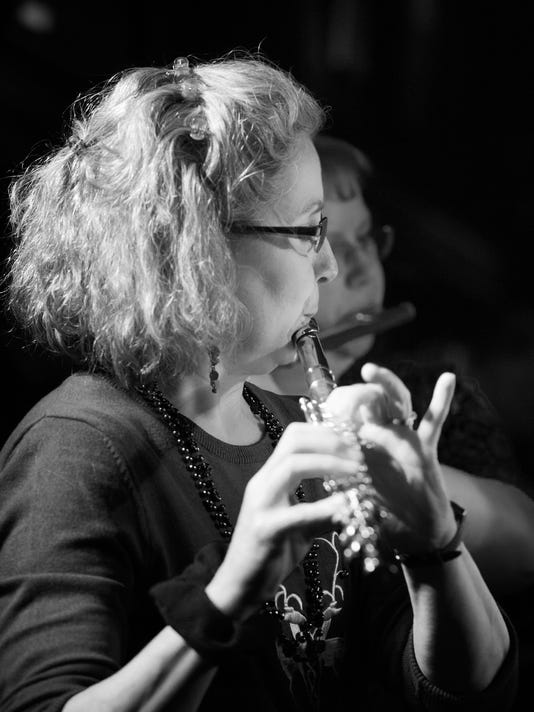 America's Hometown Band flute