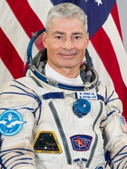 Col. Mark Vande Hei, an astronaut on the Expedition 53/54 crew that launched to the International Space Station in September 2017, will speak at Pellissippi State Community College on Thursday.