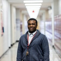 Douglass High junior does double duty as assistant principal