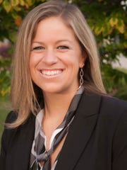 Ashley Dikeos has was hired in July 2017 as the new principal at Johnson Elementary School in Fort Thomas.