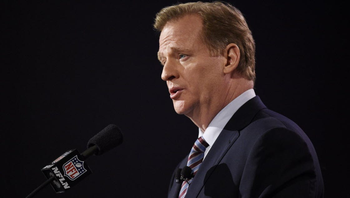 NFL commissioner Roger Goodell will not attend New England ...