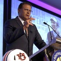 Video | McGee ready for Auburn week