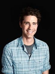 Author Joshua Ferris.