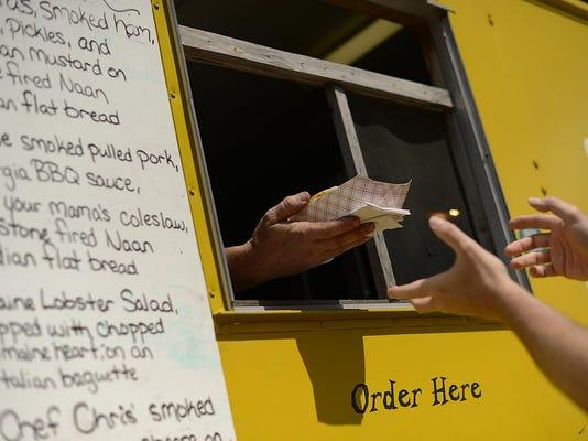 GPG Food trucks