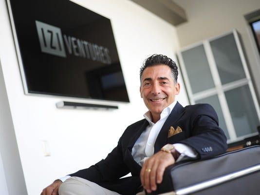 Mark Alhermizi, founder of IZIVentures