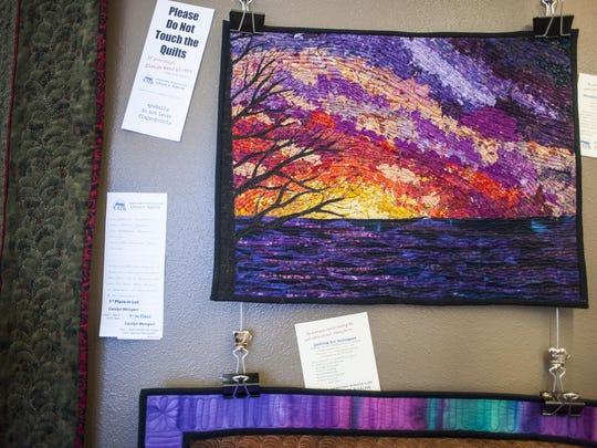 Winter Fair Quilts at Lewistown Art Center