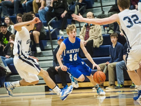 GFH Havre Boys' Basketball