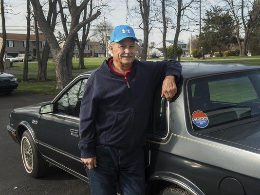 Hillary Clintons Car