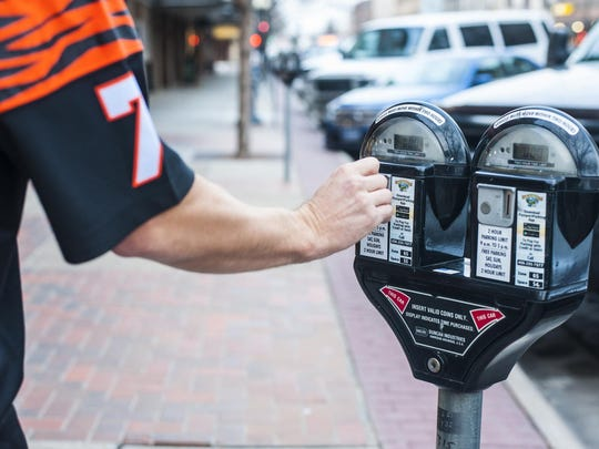 The parking fund is self-sustaining and all funds that come through parking meters, monthly parking permits and fines from tickets all go back into the parking fund to pay for maintenance and operation of the system.